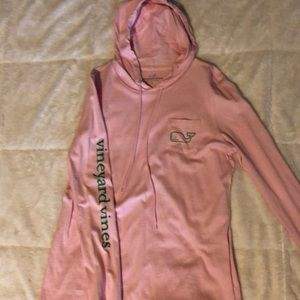 Vineyard Vines Hooded Long Sleeve